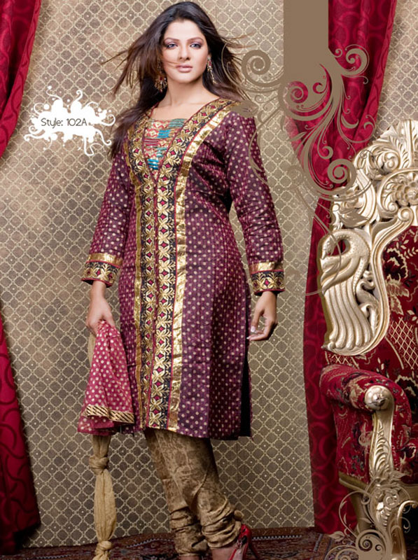 Churidar Salwar Kameez – Your Wardrobe Beautification