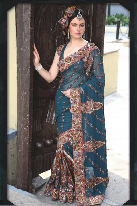 Indian Saree Fashion 2010