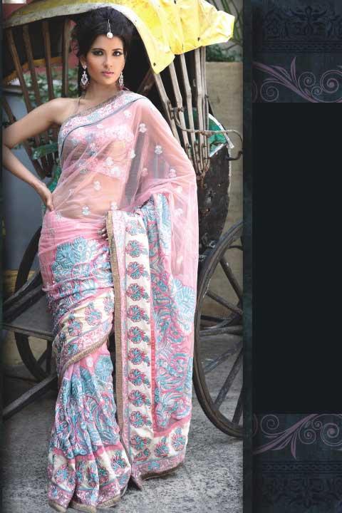 Sari Fashion 2010