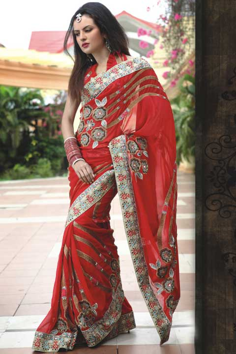 Latest Saree 2010
