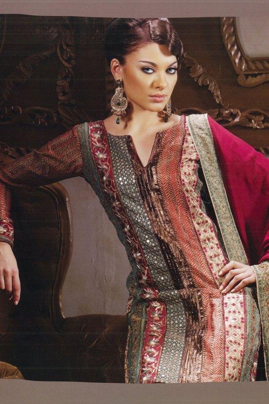 Latest Wedding Salwar Kameez Designs and Patterns