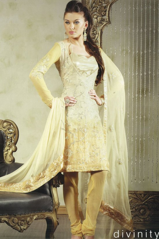 Churidar Kameez Latest Designs and Patterns
