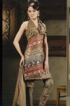 Latest Sleeveless Salwar Kameez Designs