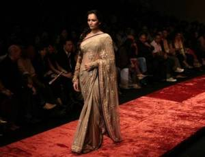 Long Sleeved Blouse Design by Sabyasachi Mukherjee
