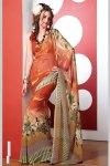 Cheap Printed Sarees 2010