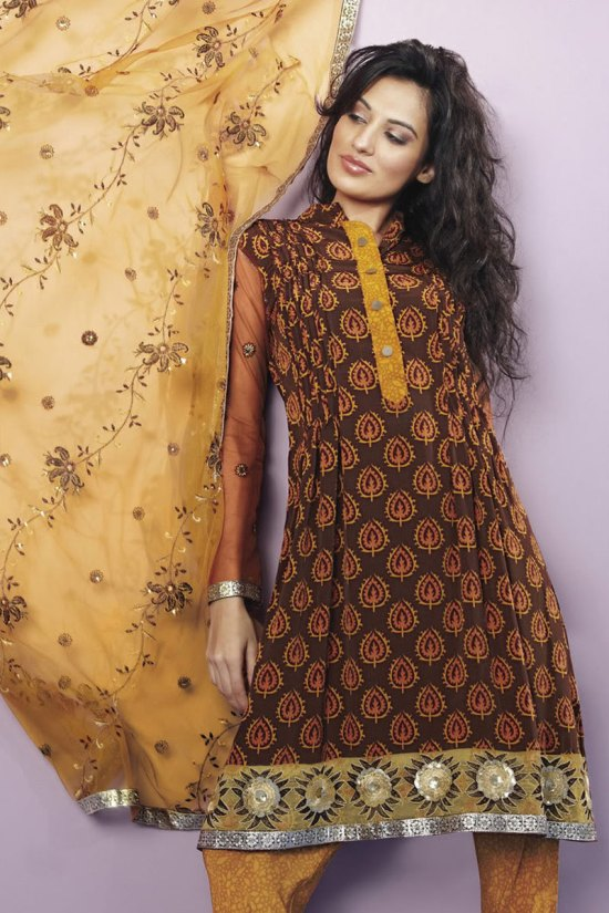 Party Salwar Kameez 2010