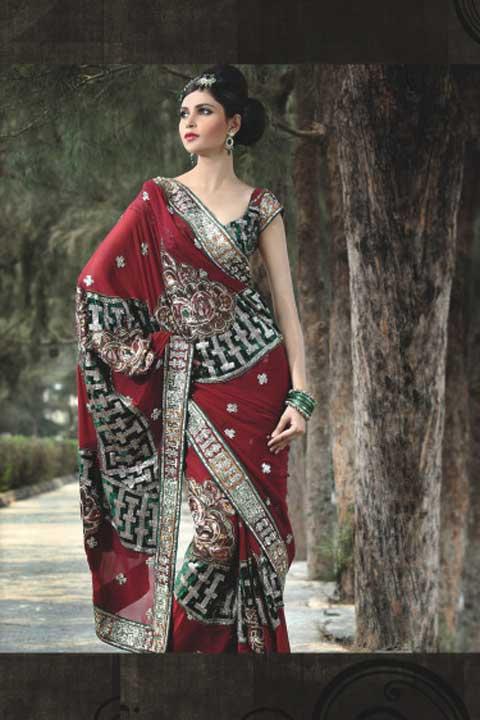 Best discount offer on online sarees, designer sarees