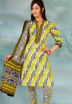 Cheap Salwar kameez in Pear Green Color
