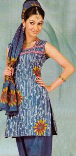 Salwar Kameez in Cotton Fabric within Cheap Price Range