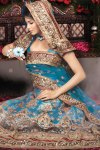 Newly Arrived Wedding Lehenga Choli Collection 2010