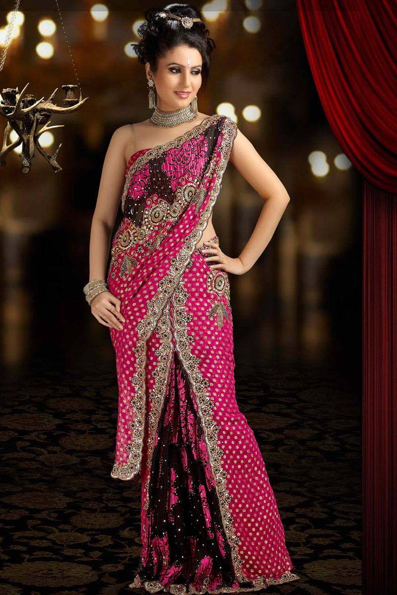 Indian designer sarees for Luxury fashion online
