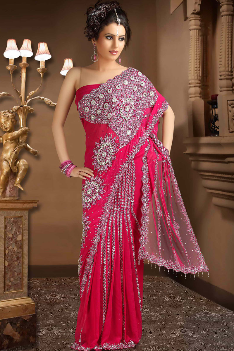 Indian Wedding Sarees Collection