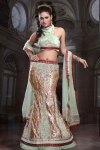 Latest Fishtail Style Wedding Lehenga Choli