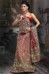 Pure Crepe Ghagra Choli Collection 2010