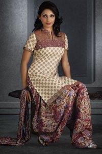 Punjabi Patiala Shalwar Suit