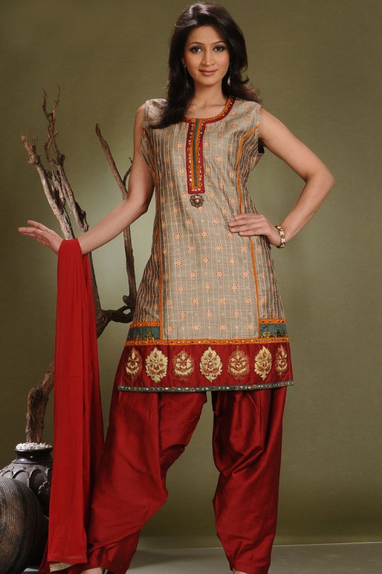 Ready made Festival Wear Salwar Suit 2010