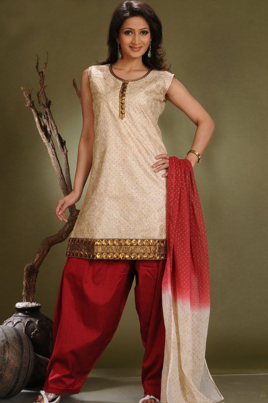 Ready made Shalwar Suits Designs 2010