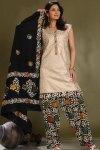 Ready Made Sleeveless Salwar Kameez Design 2010