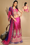 Latest Heavy Lehenga with Designer Choli