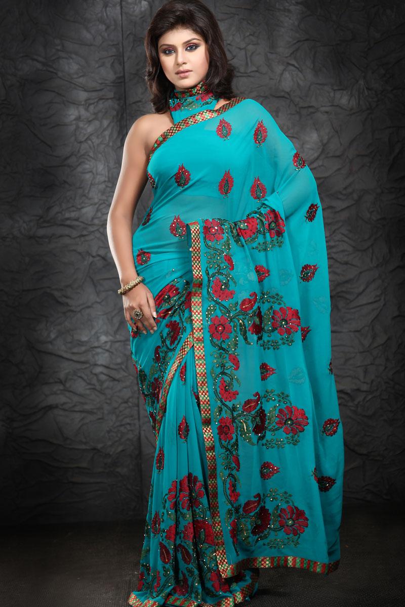 Latest Exclusive Designer Sarees 2010 Designer Indian