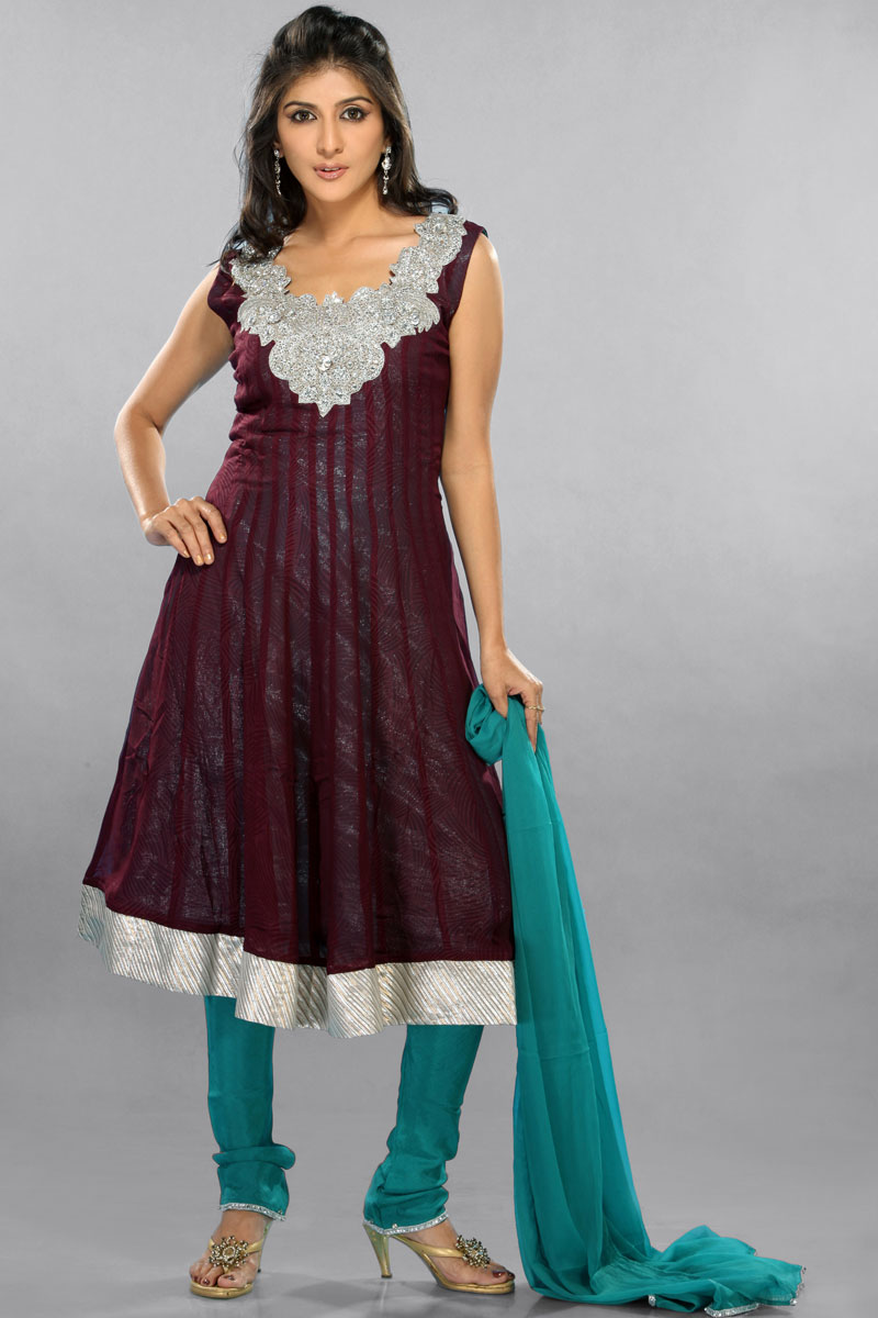 Style notes on Indian Salwar Kameez