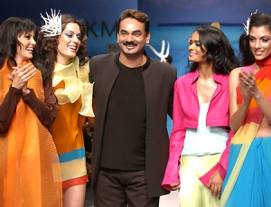 Wendell Rodricks in Lakme Fashion Week