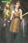 Cheap Cotton Latest Churidar Salwar Kameez 2010