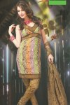 Cotton Churidar Salwar Kameez for Casual Wear in Affordable Price range