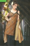 Sleeveless Cotton Casual Shalwar Kameez in Cheap Price