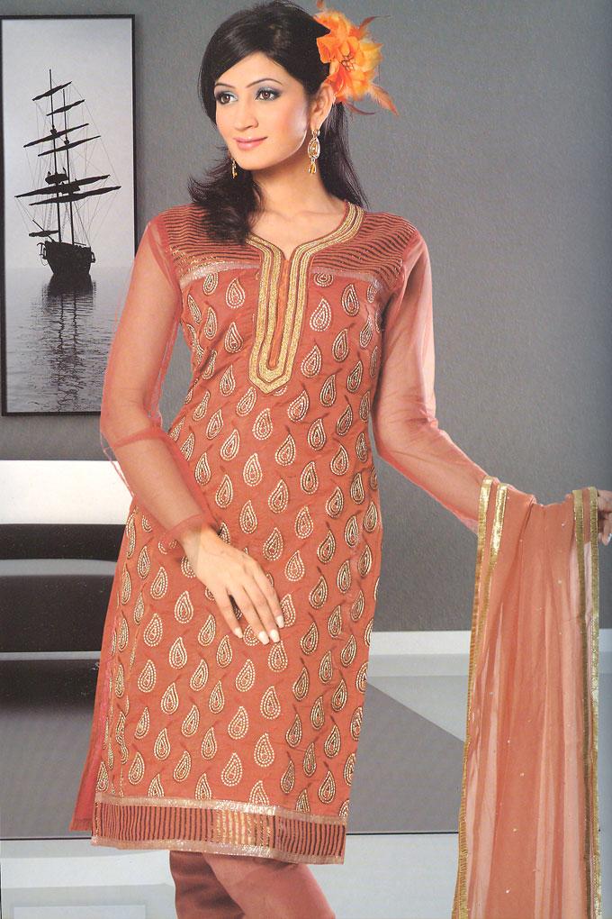 92sa1117a m saree - Indian Anarkali Salwar and Churidar Kameez