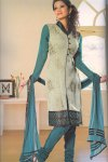 Full Sleeves High Neck Churidar Shalwar Kameez Collection