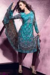 Indian Churidar Salwar Kameez 2011 for Party Wear
