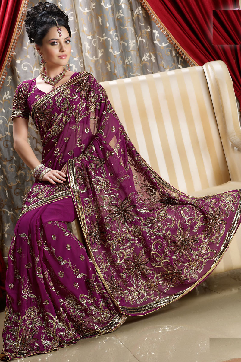 Latest Designer Sarees 2011 Collection