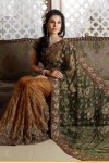 Green Designer Saree Collection 2011