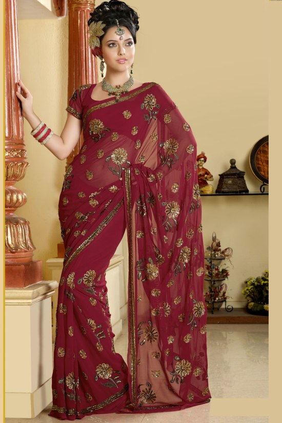 Stunning Traditional Saree Collection