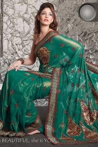 Designer Sarees 2011