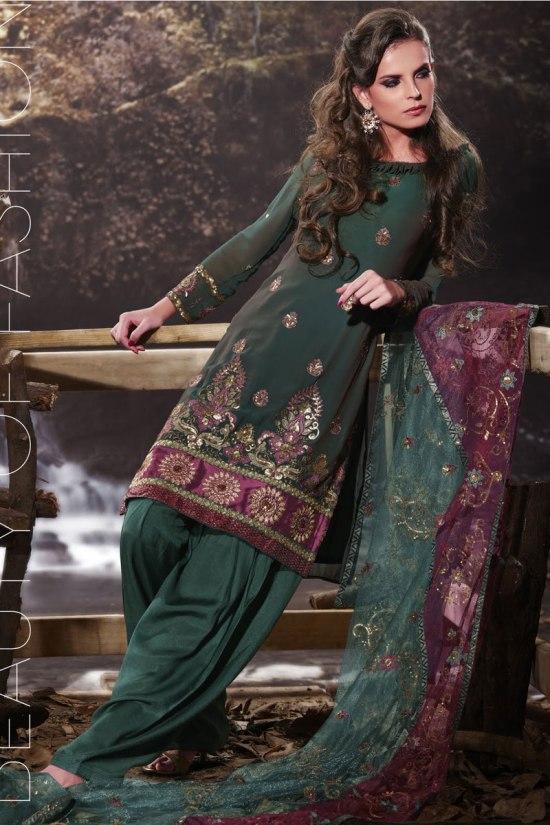 Newly Arrived Baggy Indian Salwar Kameez Collection