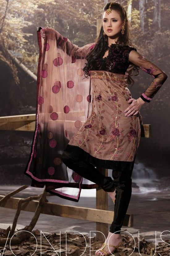 Indian Churidar Kameez Latest Designs