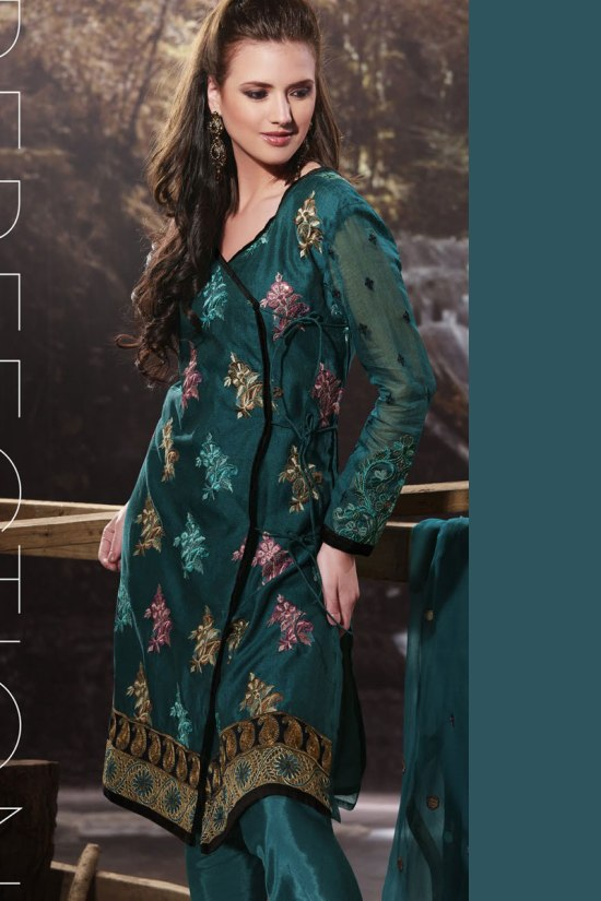 Stunning Indian Churidar Salwar Kameez Collection