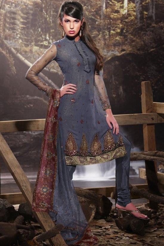 Churidar Salwar Kameez 2011 collection