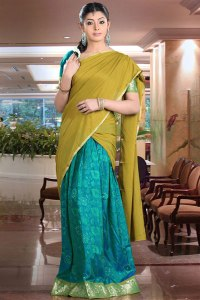 Half Sarees, South Indian Half Sarees