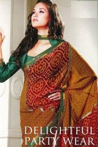 Pre Stitched Designer Sarees