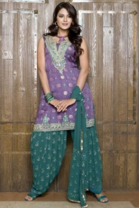 Festival Embroidered Salwar Kameez