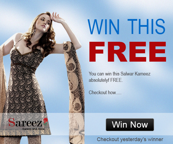 win free salwar kameez