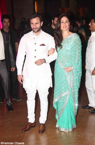 Ritesh and Genelia Wedding Reception Party – Designer ...