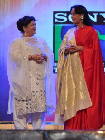 saroj khan and salma sultan
