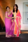 Aishwarya Rai Bachaan in a Baby Pink Designer Salwar Suit at Femina Womens Awards 2012