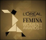 L'Oreal Paris Femina Woman's Award 2012