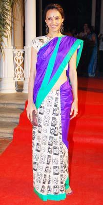 Dipannita at Femina Womens Awards 2012