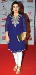 Farah Khan in a bollywood award show
